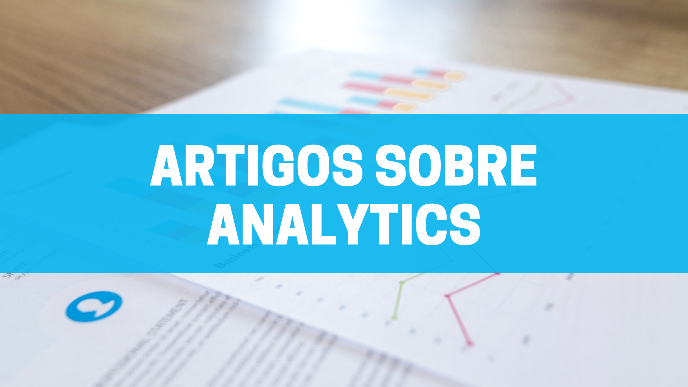 Artigos sobre web analytics